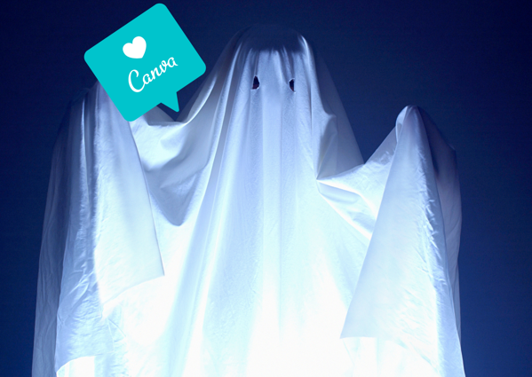 Canva Ghost