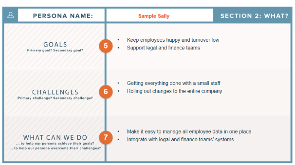 How to Create Detailed Buyer Personas for Your Business [Free Persona Template] (1)