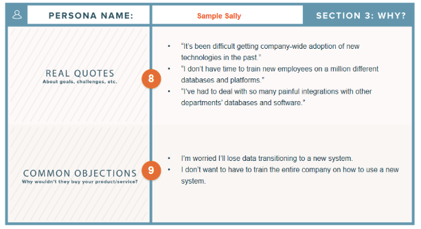 How to Create Detailed Buyer Personas for Your Business [Free Persona Template] (2)