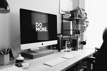 Do more iMac screen Marketing Automation